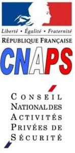 CNAPS conseil nationale des activités privées de sécurité